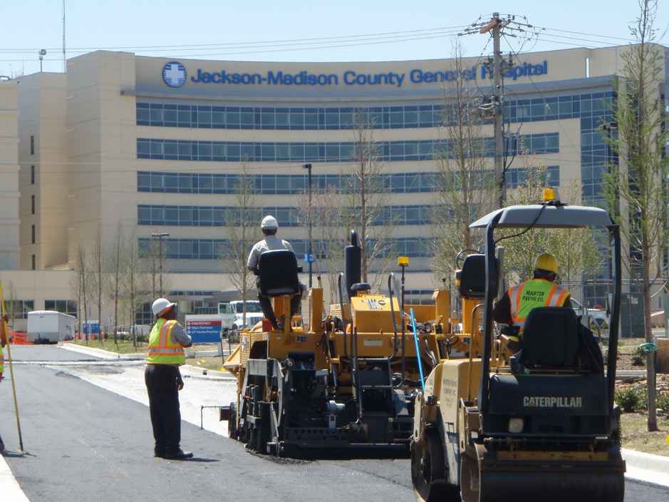 Jackson Madison Co. General Hospital<br />Jackson, TN