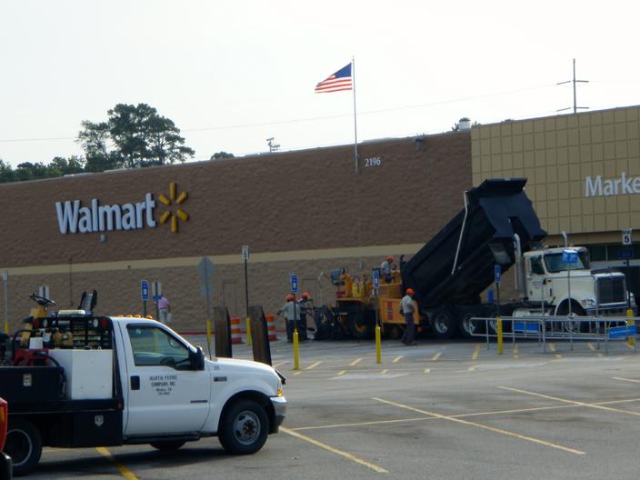 Wal Mart<br />Jackson, TN