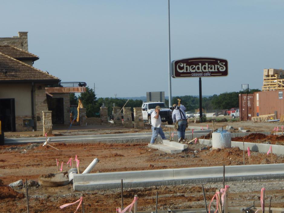 Cheddar's<br />Jackson, TN